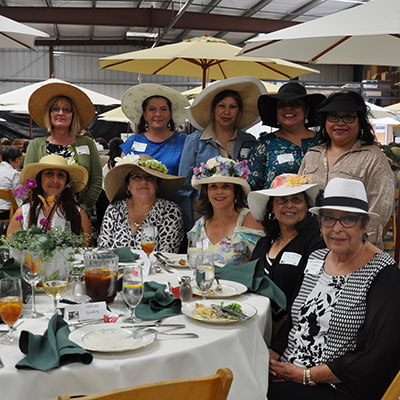 9th Annual Down to Earth Women (DEW) Luncheon