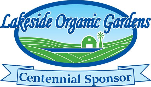 Lakeside Organic Gardens —Centennial Sponsor