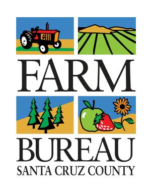 Santa Cruz County Farm Bureau logo